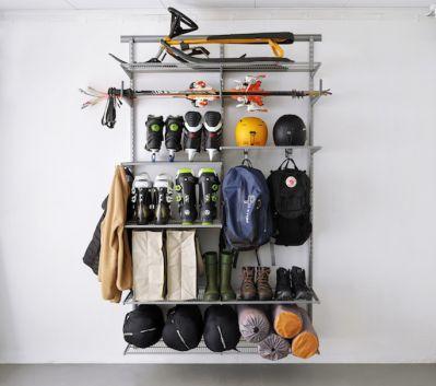 system przechowywania do garażu