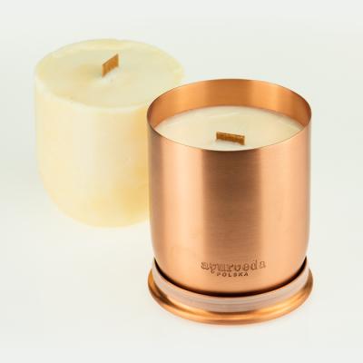 aromaterapeutyczna świeca zapachowa