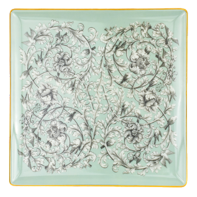 prezent na święta dekoracyjny talerz
