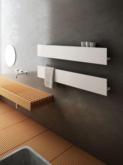 grzejnik łazienkowy półka
