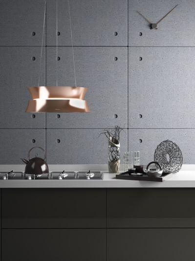 designerski okap kuchenny