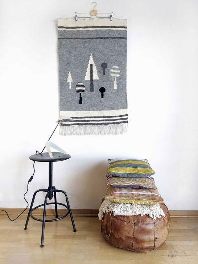 ręcznie tkany kilim