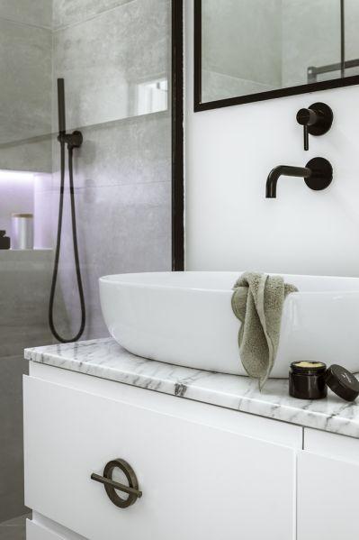 aranżacja łazienki polskim designem