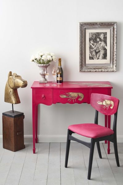 jak pomalować krzesło