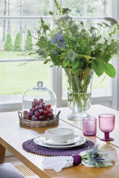 bukiety ozdoby kwiatowe do domu
