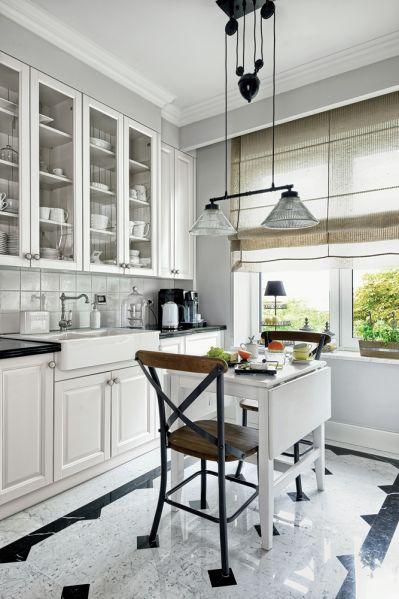 aranżacje małych kuchni zdjęcia