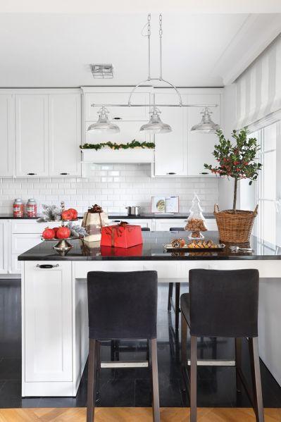 biała kuchnia w stylu nowojorskim