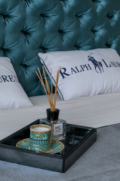 sypialnia styl modern classic