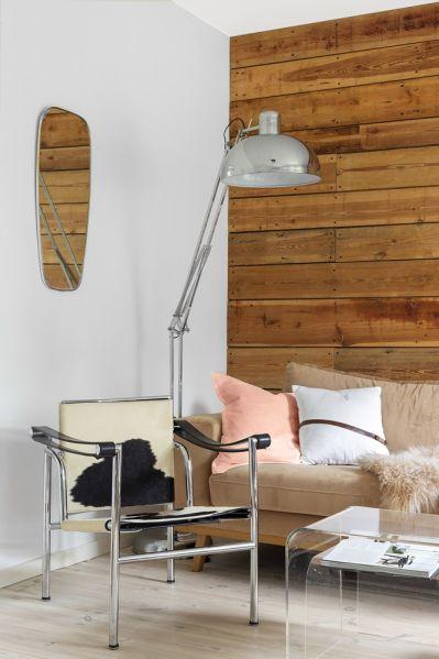 nowoczesny design w starym domu