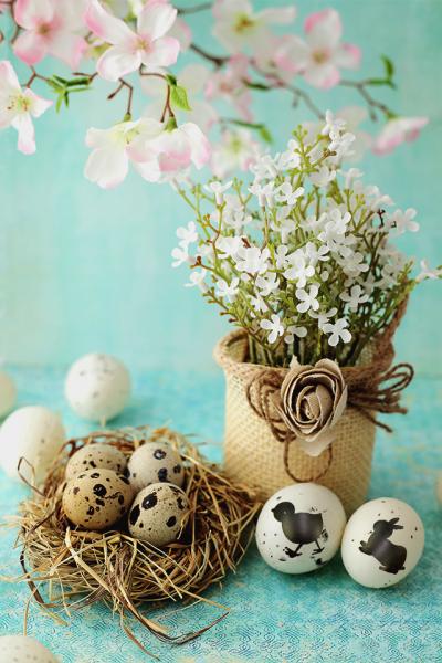 ozdobne jaja wielkanocne