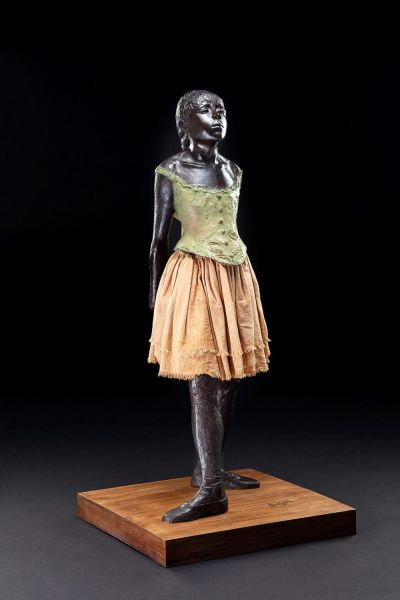 Edgar Degas Czternastoletnia tancerka