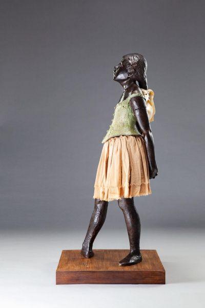 Edgar Degas Mała czternastoletnia tancerka
