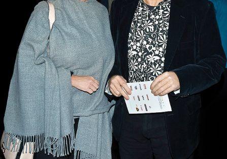 Małgorzata Kidawa-Błońska i Jan Kidawa-Błoński