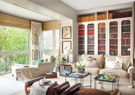 mieszkanie w stylu klasycznym