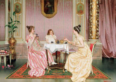 Historia herbaty