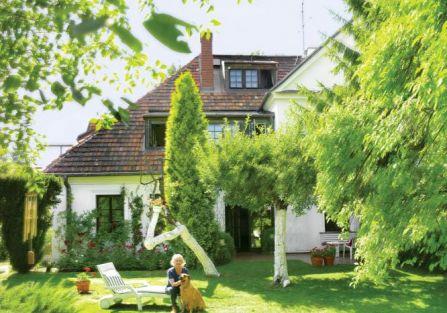 przedwojenny dom