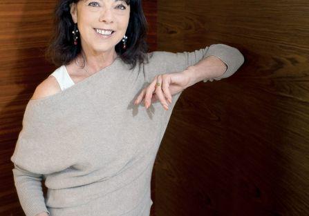 Portret we wnętrzu: Krystyna Podleska