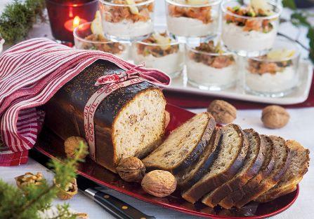 Chleb z orzechami. Kulinarna podróż do Szwecji