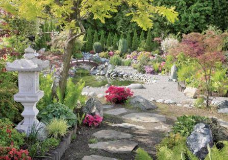Japoński ogród w Janowicach