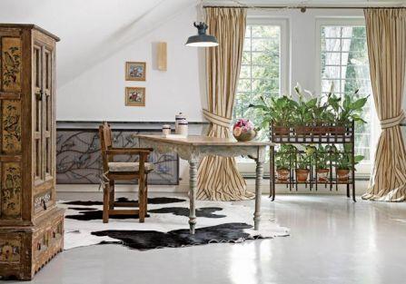 Dużo przestrzeni i stylowe meble. W ogrodzie sztuki