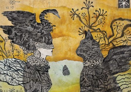 Edyta Purzycka - galeria prac, wywiad z artystką