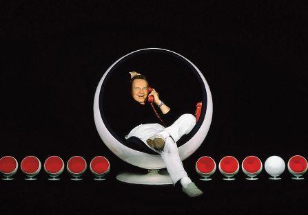 Eero Aarnio: Ball Chair, czyli meble na okrągło