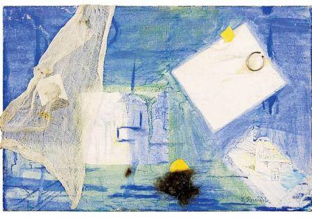 Erna Rosenstein Odlatują kartki nie zapisane , 1996 r., Agra-Art