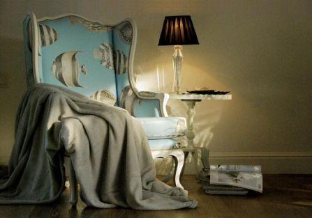 Fotel - renowacja Adriana Olczak. Salon piękności dla mebli