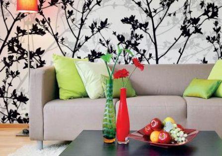 Fototapeta Garden z kolekcji Foliage - 200 zł/m2. ART OF WALL