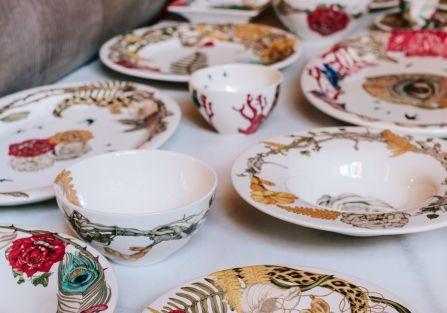 cartuja hiszpańska ceramika artystyczna