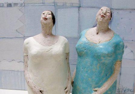 Kobiety - Anna Kozłowska-Luc, ceramika artystyczna