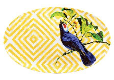 Kolekcję stworzył Chicô Gouv˘a, projektant wnętrz z Rio de Janeiro.