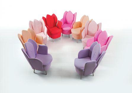 Kolorowy dizajn. Dizajn, kanapa, meble