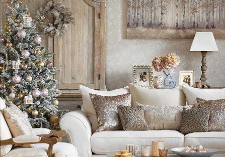Kolory świąt. Dekoracje, dizajn, święta