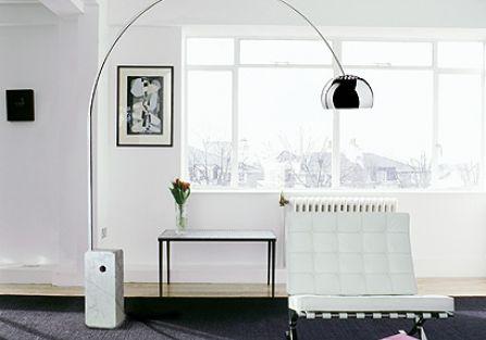 Lampa Iron Mana. Lampa, dizajn