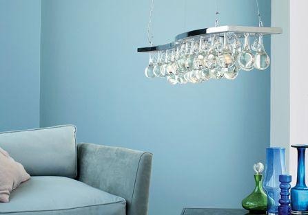 Lampy z metalu i kryształków. Lampy z metalu i kryształków