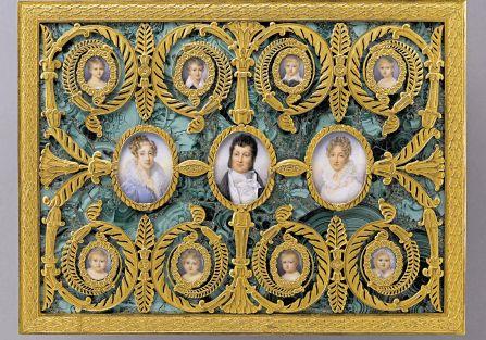 portrety miniaturowe