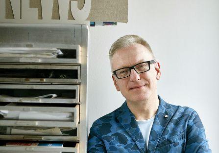 Mariusz Szczygieł. Jak mieszka i pracuje Mariusz Szczygieł