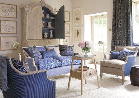 Biały, niebieski, szary to ulubione kolory Williama Yeowarda.