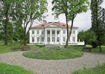 pałacyk klasyka