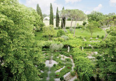ścieżki w ogrodzie aranżacje