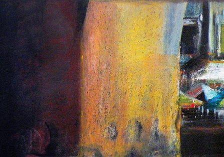 Podcienia , 2011 r. Pastele Marka Andały