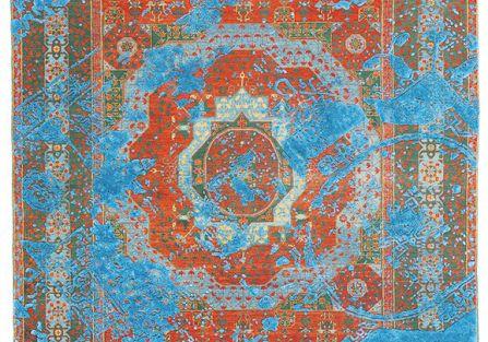 Projekt Jan Kath. Odlotowe dywany Jana Katha