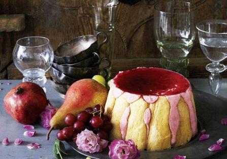 Romantyczna kolacja dla dwojga: dania z owocem granatu