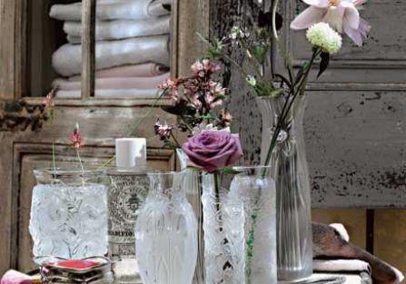 René Lalique, wybitny twórca okresu art déco, uważał, że szkło to najbardziej wdzięczny materiał dla