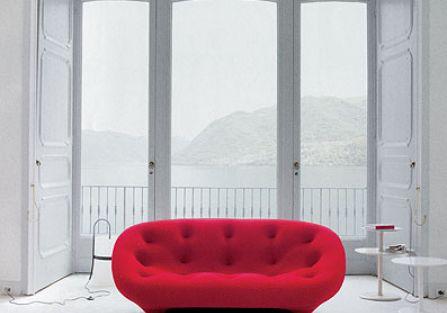 Sofa Ploum (Ligne Roset). Projektowanie eksperymentalne
