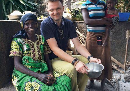 Szymon Hołownia: Afryka - mój drugi dom