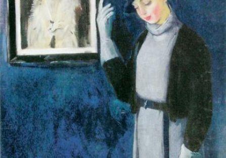 Tadeusz Pruszkowski Portret młodej malarki II , około 1920 r., cw. 97 500 zł, SZTUKA.