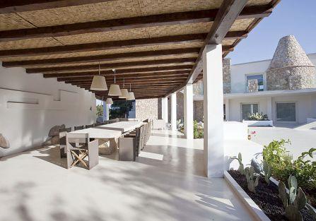 Villa La Sorritta. Architekt jak turysta