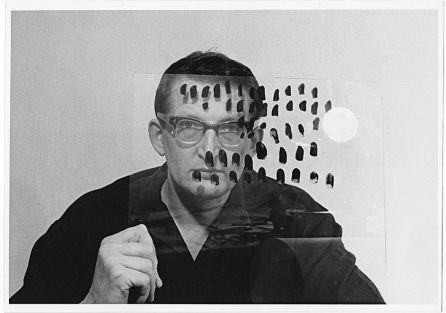 Wojciech Zamecznik, Autoportret , lata 60. XX w.